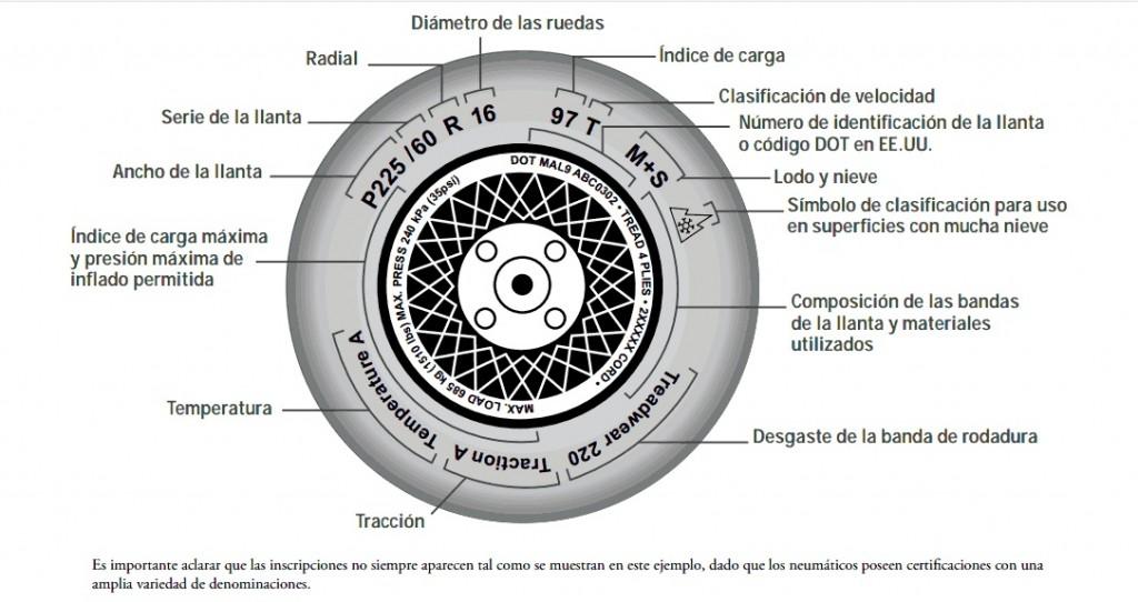 modelos ruedas neumaticos