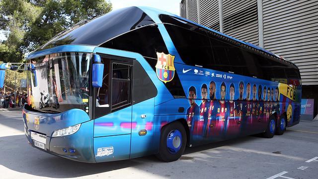 autocar barcelona
