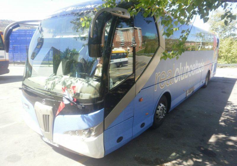 autocar celta de vigo