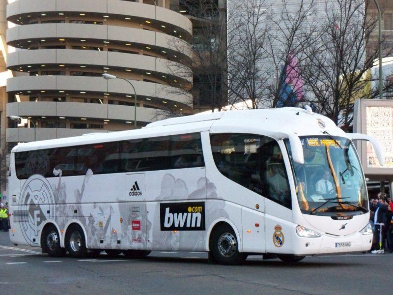 autocar real madrid