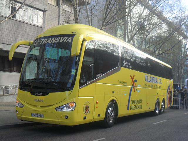 autocar villareal