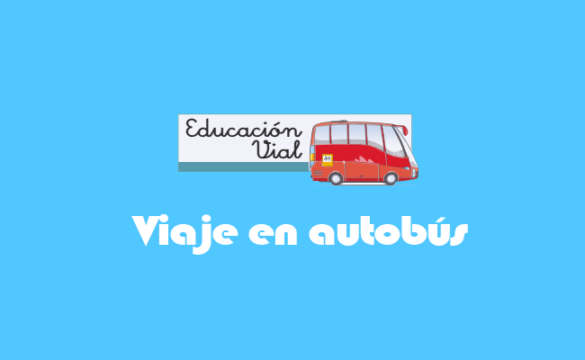 educacion vial autobus