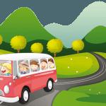 Juegos para excursiones en autocar