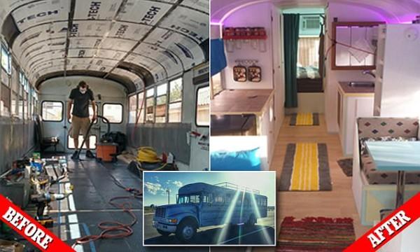 Patrick Schmidt bus