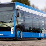 Aptis, el autobús 100% eléctrico