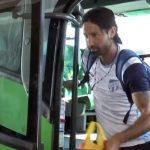 El autobús de la selección de Tucumán y su acelerado viaje