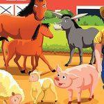 Listado de granja escuelas en España.