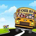 Normas para viajar en el autobús con niños.