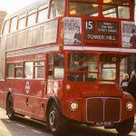 Curiosidades sobre los autobuses de Londres