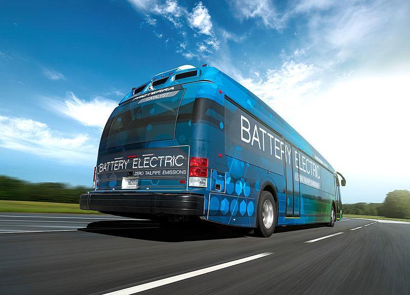 Autocar Batería Eléctrica