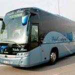El autobús, el medio menos contaminante