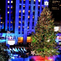 Rockefeller Center en Navidad