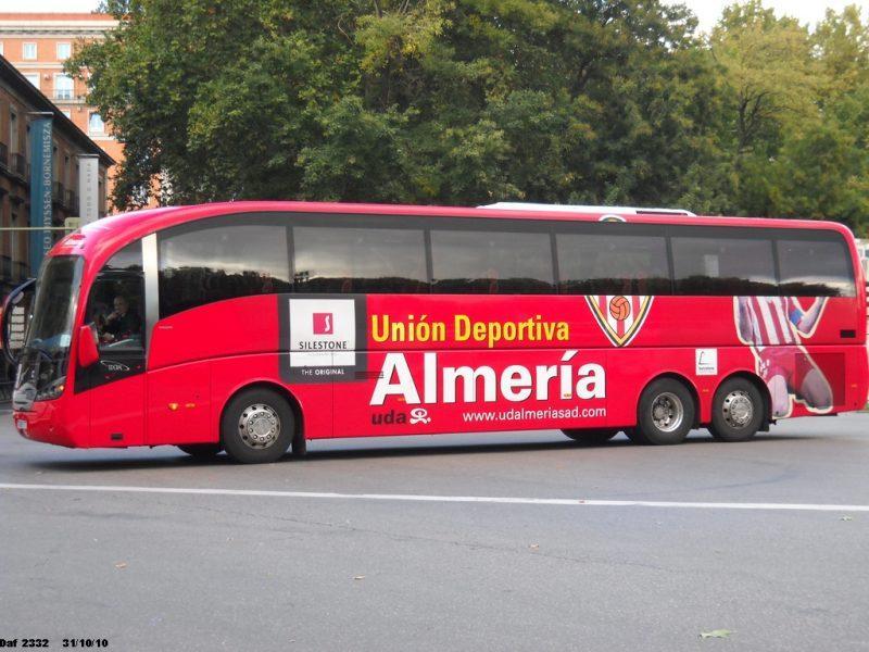 autocar almeria