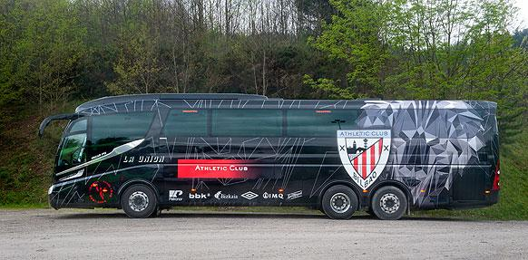 autocar athletic de bilbao