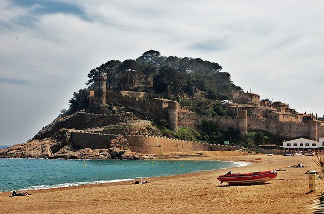 playa Girona