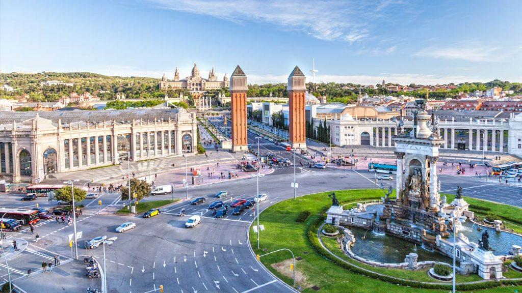 Plaza Barcelona