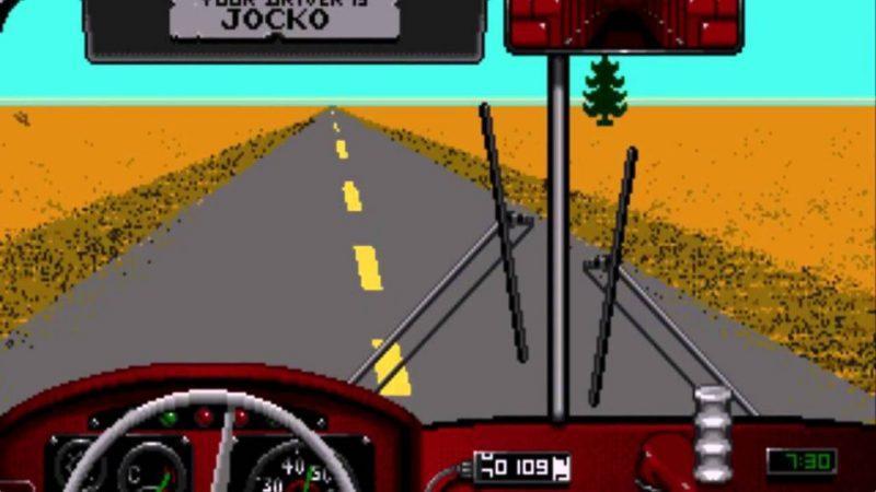 Video juegos Autobus
