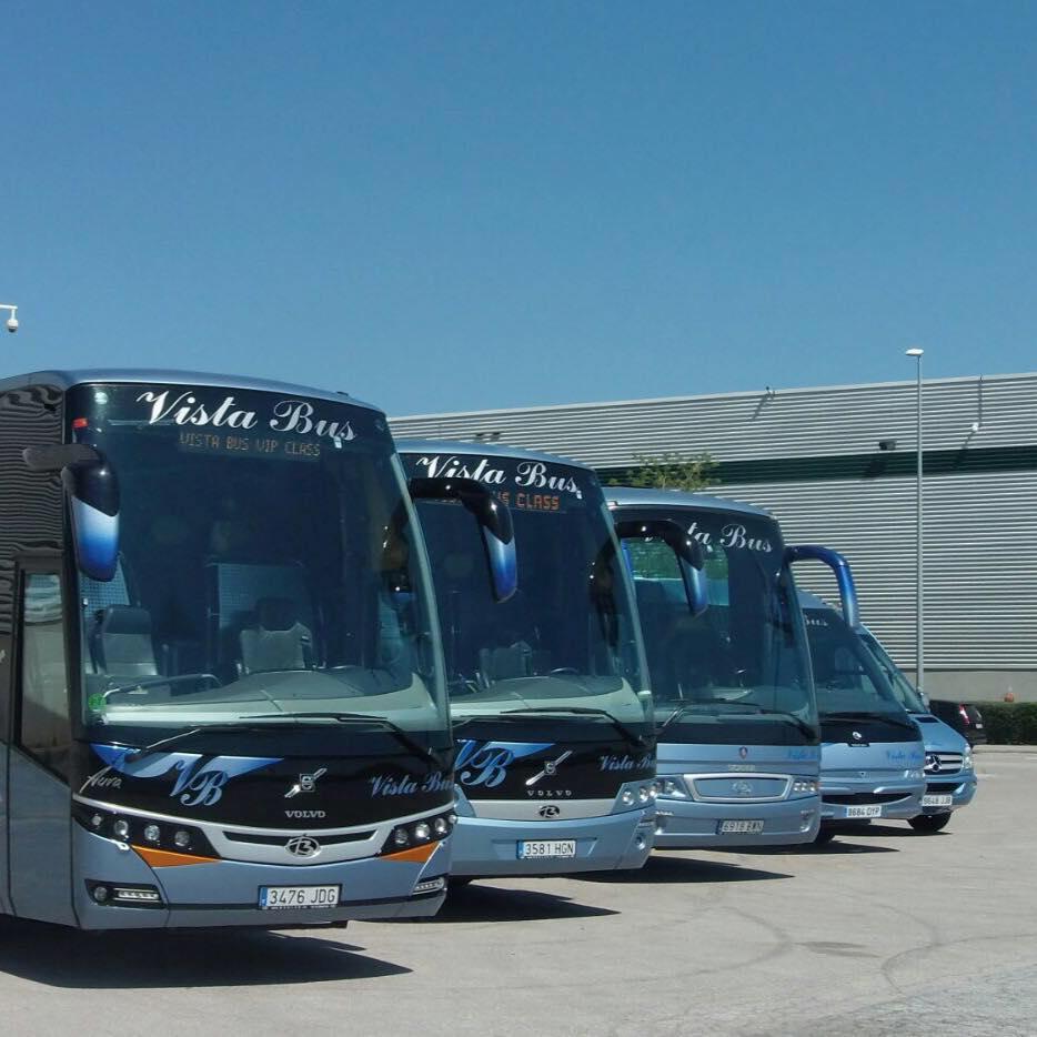 Autocares Vista Bus