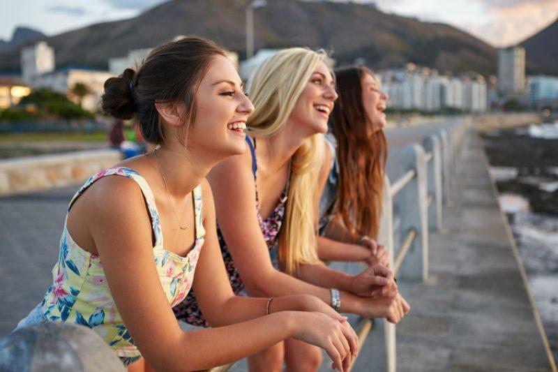 Chicas de Vacaciones