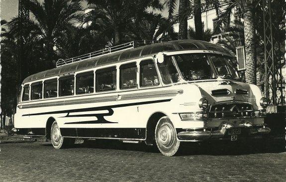 autocar vintage