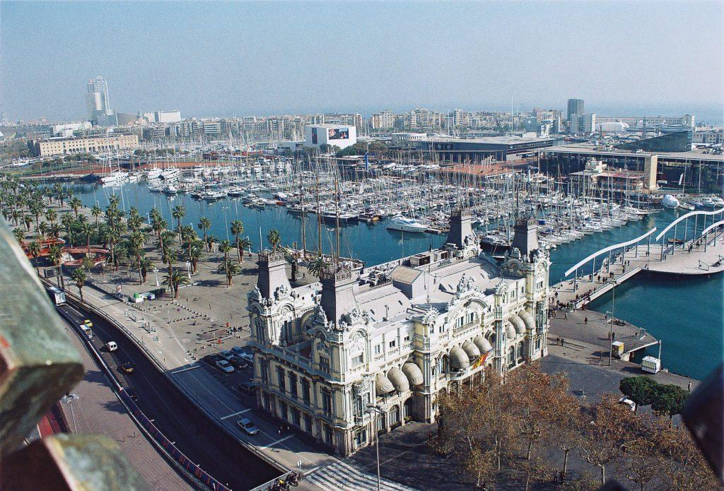 Barcelona-port