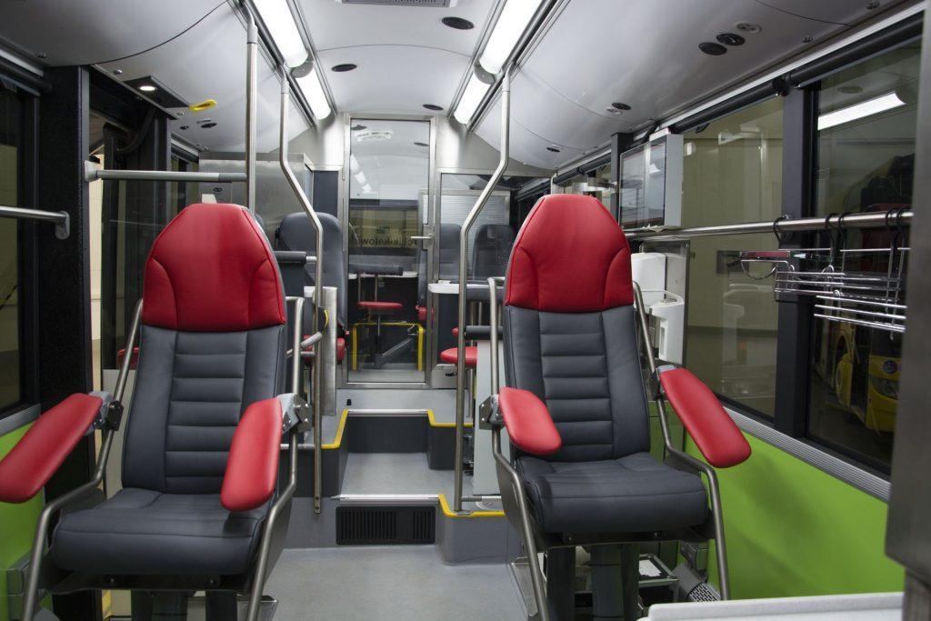 Donation Blood Bus