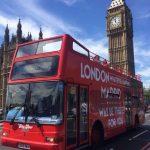 Autobuses contra el Brexit