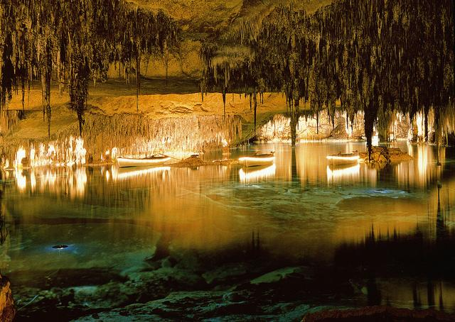Mallorca-las-Cuevas-del-Drach