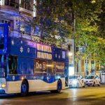 Descubre el alumbrado navideño de Madrid en autobús con Naviluz