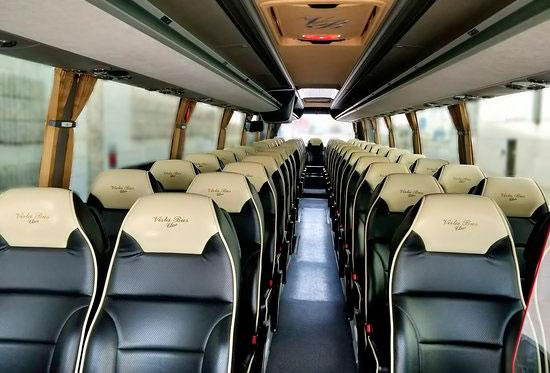 interior autobus