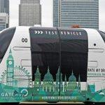 El autobús sin conductor que circula por Londres