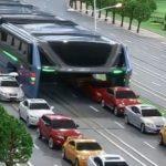 Los autobuses gigantes que invadirán China