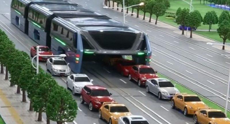 Autobus Gigante China