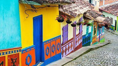 Bogota. Colombia