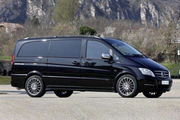 Minibus Mercedes Viano