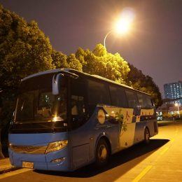 Night Transport Evening
