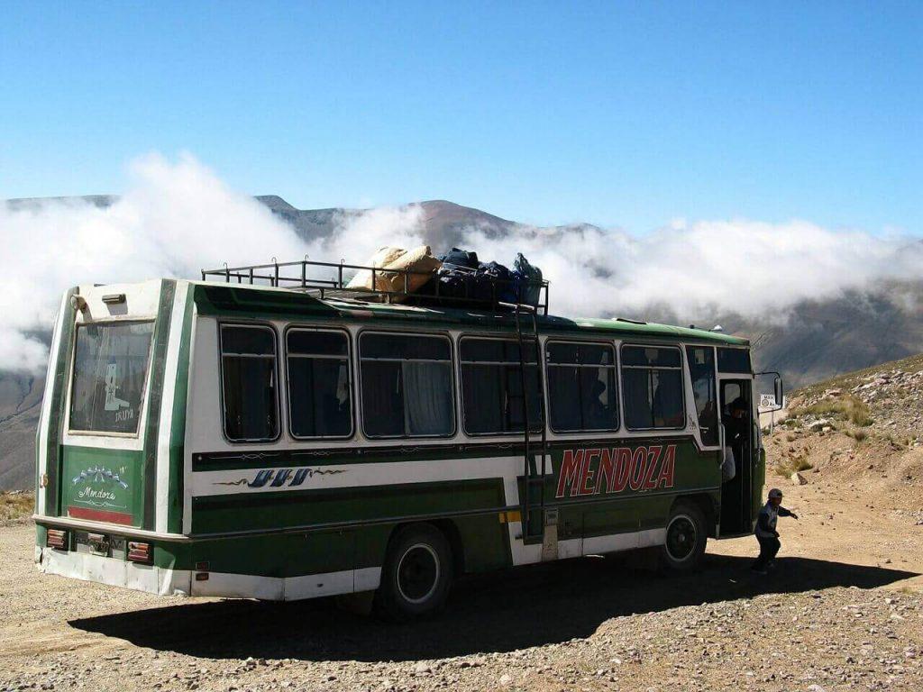 Autobus Argentina