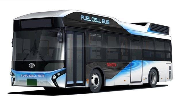 nuevo autobus tokio JJOO 2020