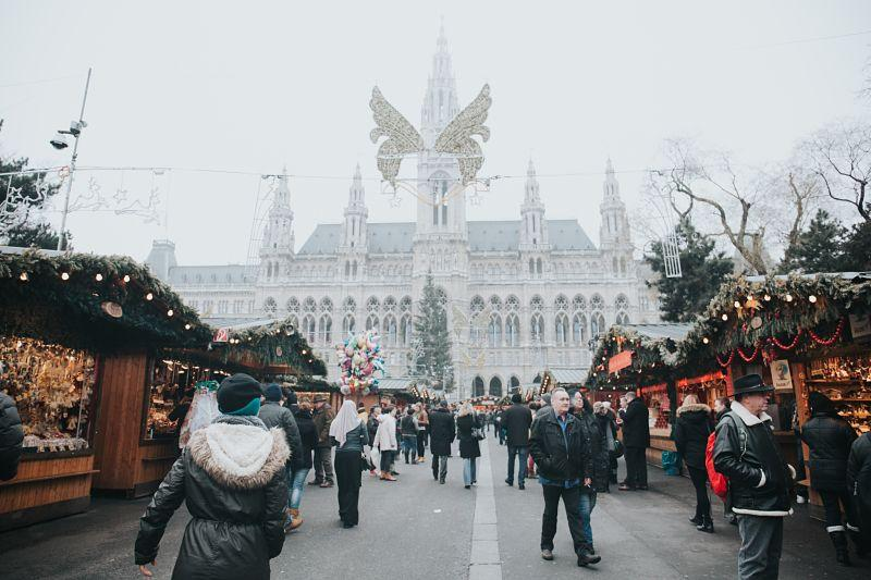Winter Christmas Market