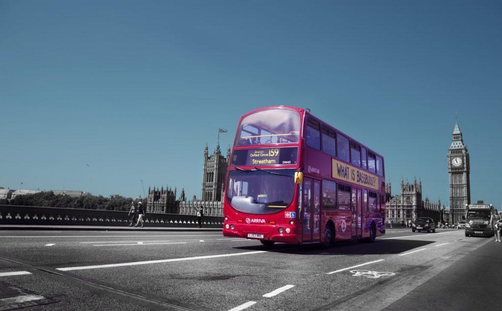 Autobuses más famosos del mundo