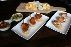 Tapas and Cheese